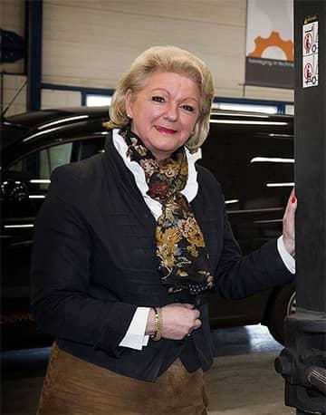 Veilig Werken Nederland Dianette Mulder